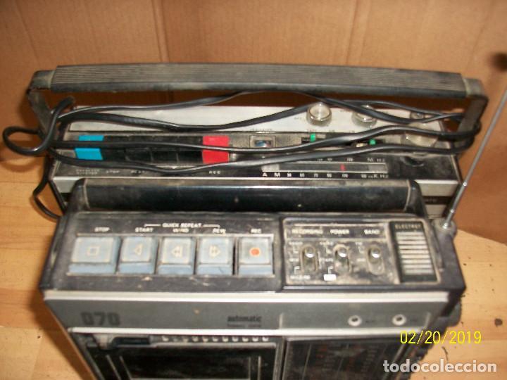 Radios antiguas: LOTE DE 2 RADIOS-PHILIPS MODELO 070 Y ORION - Foto 6 - 185706097