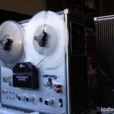 Radios antiguas: MAGNETOFON ESTEROFÓNICO DE BOBINAS SANYO RM-929 -DOS VELOCIDADES-4 PISTAS.. Lote 152463166