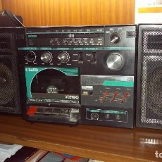 Radios antiguas: RADIO CASSETTE - INTERNATIONAL MODEL 1338G. Lote 152487878