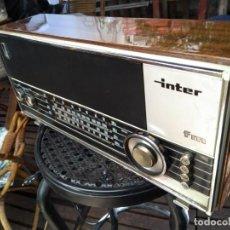 Radios antiguas: RADIO VINTAGE FUNCIONANDO. Lote 152731242