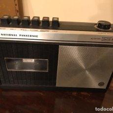Radios antiguas: CASSETTE NATIONAL PANASONIC DE 1972. Lote 153258522