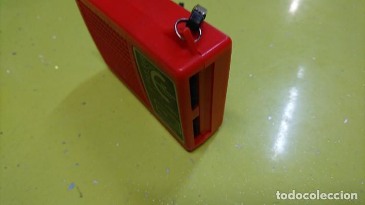 Radios antiguas: RADIO TRANSISTOR INTERNATIONAL - Foto 3 - 153318478