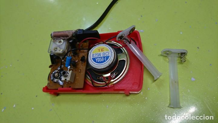 Radios antiguas: RADIO TRANSISTOR INTERNATIONAL - Foto 5 - 153318478