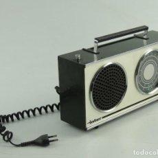 Radios antiguas: VINTAGE RADIO TRANSISTOR INTER . Lote 153759906