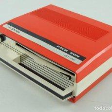 Radios antiguas: VINTAGE RADIO TRANSISTOR PACK SON THE SOUND MODELO MD-1002. Lote 153767806