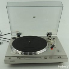Radios antiguas: TOCADISCOS MARCA SONY STEREO TURNTABLE SYSTEM MODEL PS-T25. Lote 153773478