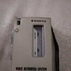 Radios antiguas: GRABADOR REPRODUCTOR SANYO. Lote 153897033