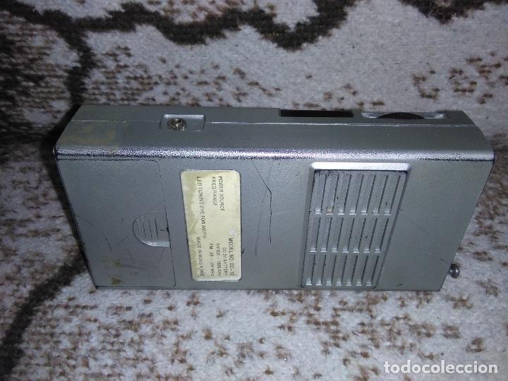 Radios antiguas: TRANSISTOR RADIO SATSONIC vintage - Foto 13 - 154006654