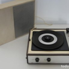 Radios antiguas: TOCADISCOS PICÚ. Lote 154122106