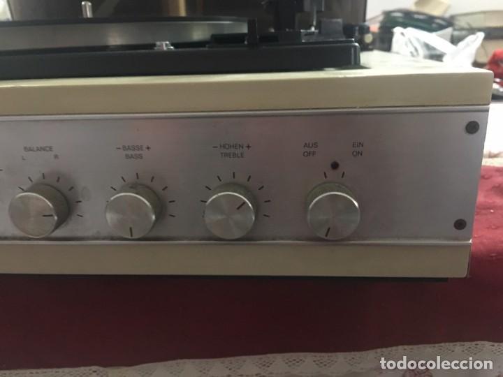 Radios antiguas: TOCADISCOS DUAL HS 34 - Foto 6 - 154251554