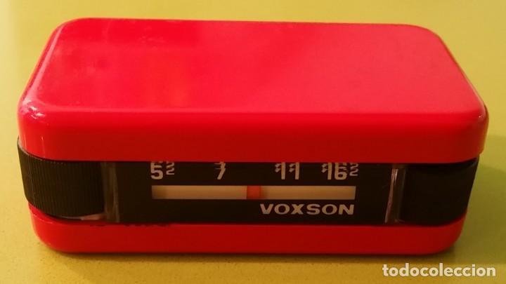 RADIO EXTRAIBLE VOXSON AÑOS 70 (Radios, Gramófonos, Grabadoras y Otros - Transistores, Pick-ups y Otros)
