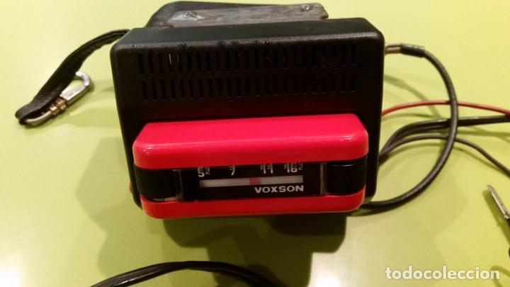 Radios antiguas: RADIO EXTRAIBLE VOXSON AÑOS 70 - Foto 4 - 154448206