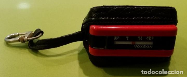 Radios antiguas: RADIO EXTRAIBLE VOXSON AÑOS 70 - Foto 5 - 154448206