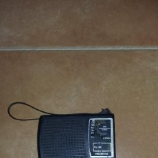 Radios antiguas: RADIO TRANSISTOR AM MARCA INTERNATIONAL. Lote 154683642