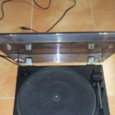 Radios antiguas: TOCADISCOS SONY. FUNCIONA.. Lote 154687958