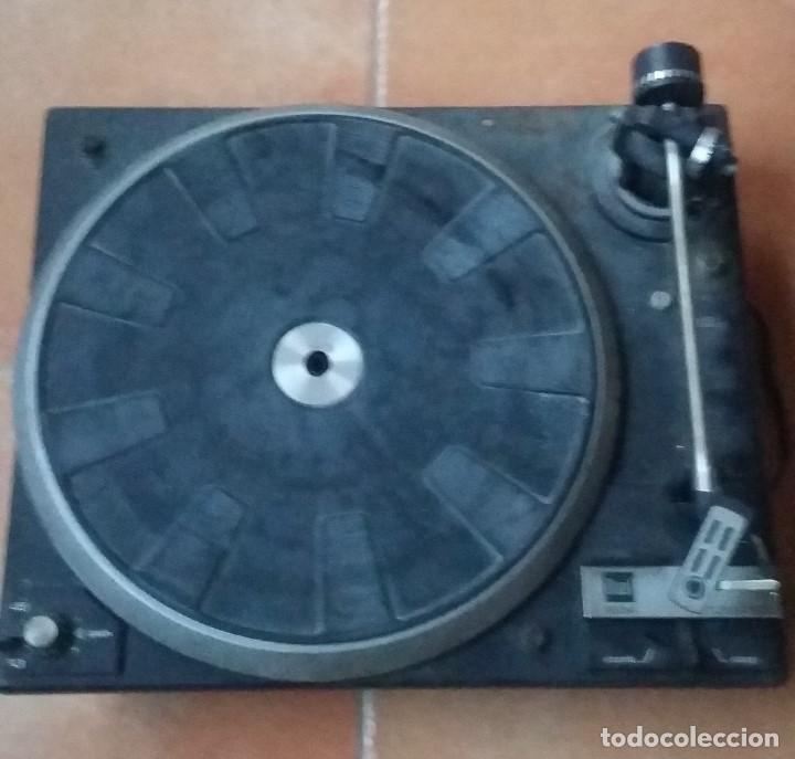 TOCADISCOS DUAL 1234. (Radios, Gramófonos, Grabadoras y Otros - Transistores, Pick-ups y Otros)