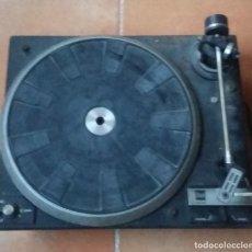 Radios antiguas: TOCADISCOS DUAL 1234.. Lote 154844018