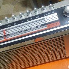 Radios antiguas: RADIO BLAUPUNKT DERBY COMMANDER. Lote 154855685