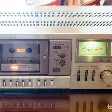 Radios antiguas: PLETINA DE CASSETTE AUTORREVERSE SONY TC-K96R. Lote 154861454