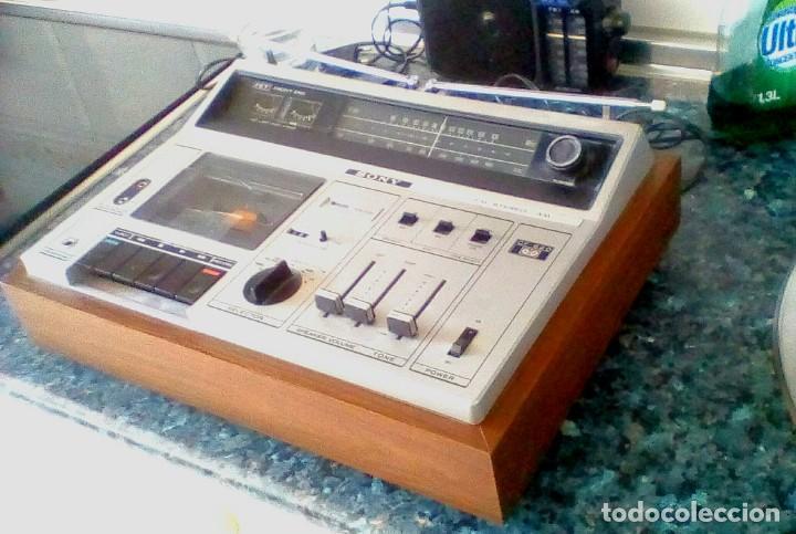 RADIO AMPLIFICADOR PLETINA CASSET CASET SONY (Radios, Gramófonos, Grabadoras y Otros - Transistores, Pick-ups y Otros)