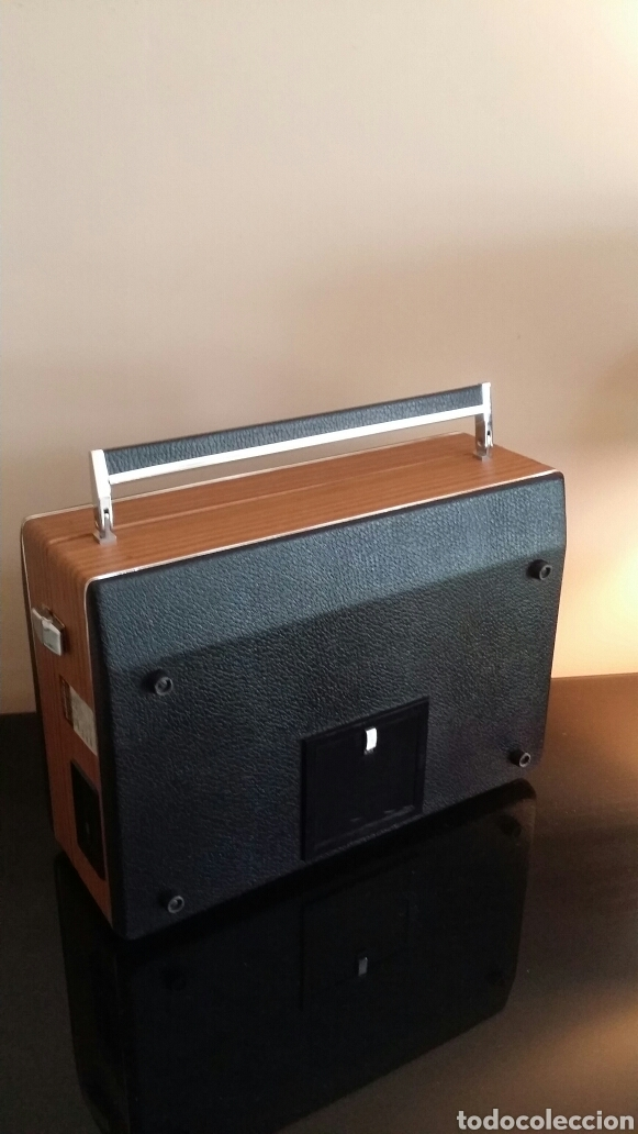 Radios antiguas: Tocadiscos de maleta pick up Iberia - Foto 3 - 155220094
