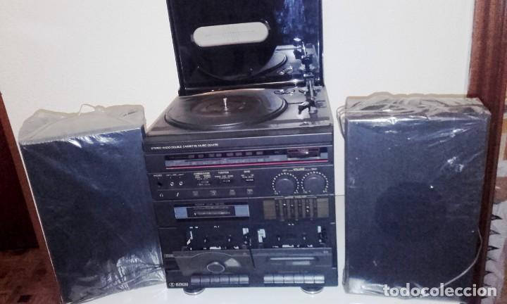 EQUIPO DE MÚSICA MARCA INTRON - AÑOS 70-80 (Radios, Gramófonos, Grabadoras y Otros - Transistores, Pick-ups y Otros)