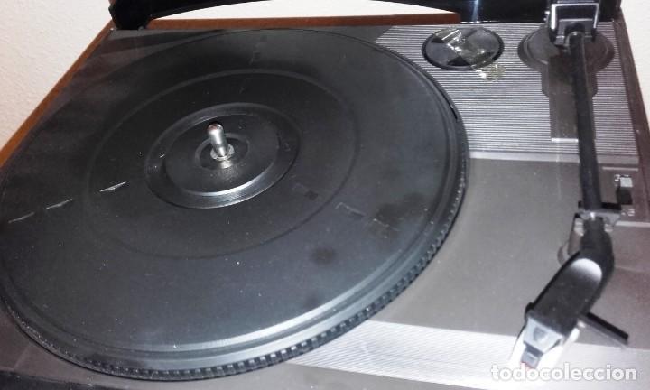 Radios antiguas: EQUIPO DE MÚSICA MARCA INTRON - AÑOS 70-80 - Foto 3 - 155235602