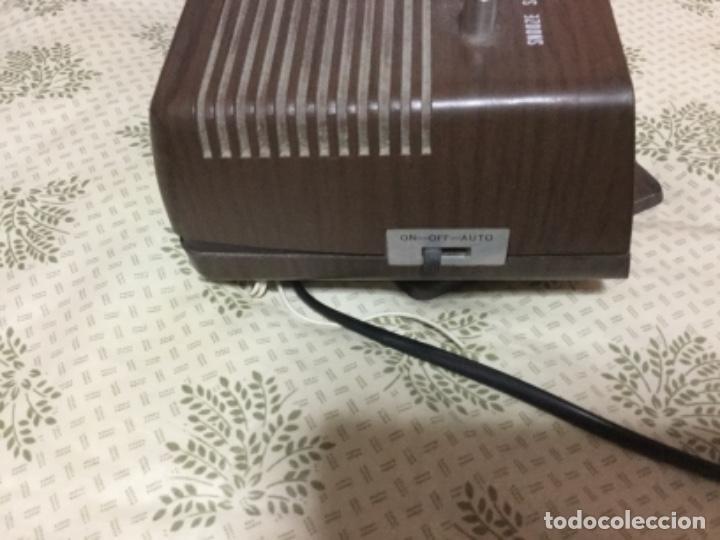 Radios antiguas: Radio despertador QUALITY años 70 funcionando VINTAGE. como el de la pelicula de SOLO EN CASA - Foto 5 - 155404302