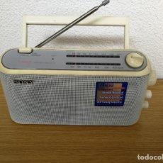 Radios antiguas: RADIO SONY ICF 703 E BUEN ESTADO FUNCIONANDO. Lote 155494826