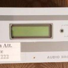 Radios antiguas: TRANSMISOR FM MARCA VIMESA MODELO ESPT 1,6 GHZ BAND AUDIO BROADCASTING MICROWAVE TRANSMITTER. Lote 155499758