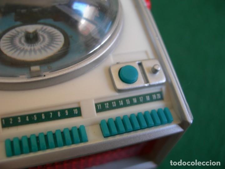 Radios antiguas: Caja musical radio Imitación Juke box - Foto 8 - 155214182