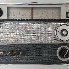 Radios antiguas: RADIO TRANSISTOR SONY MODELO TR-812 (AÑO DE FABRICACIÓN 1960). Lote 155668229