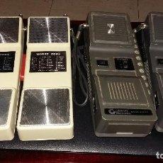 Radios antiguas: 4, WALKIE TALKIE. AÑOS 70,MADEIN JAPAN, SOLID ESTATE. Lote 155696122