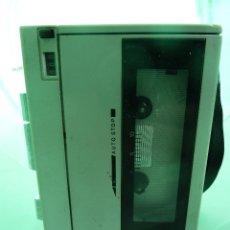 Radios antiguas: GRABADORA CASSETTE CASETE SANYO MODELO M1110. Lote 155758326
