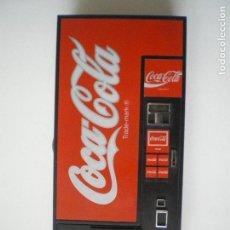 Radios antiguas: RADIO TRANSISTOR COCACOLA. Lote 155958046