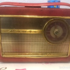Radios antiguas: RADIO NORDMENDE MAMBO AÑOS 60. Lote 155964420