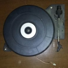 Radios antiguas: TOCADISCOS. Lote 155974834