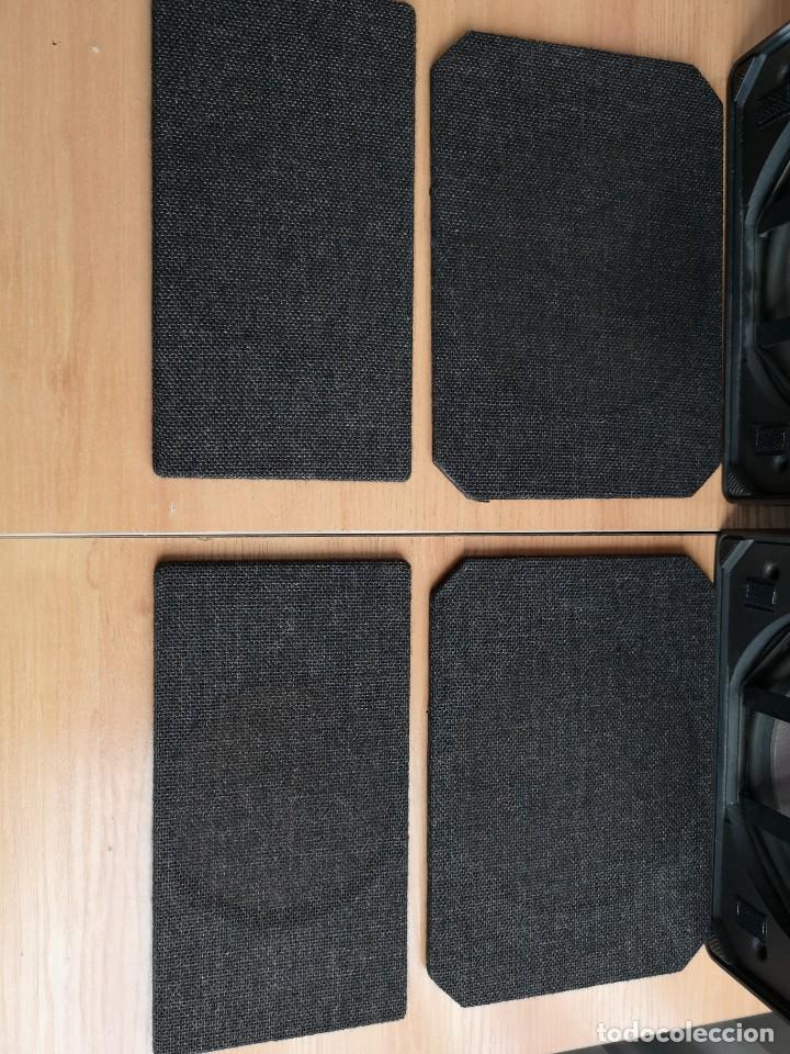 Radios antiguas: altavoces monitores autoamplificados PHILIPS 544 - Foto 8 - 155982814