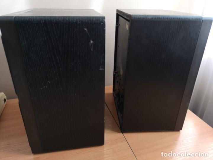 Radios antiguas: altavoces monitores autoamplificados PHILIPS 544 - Foto 10 - 155982814