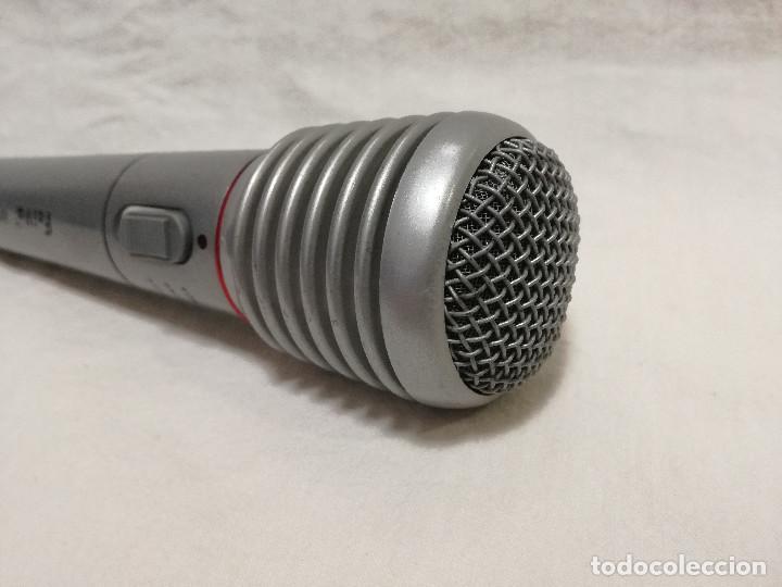 Radios antiguas: MICROFONO - FEIYA WM-388 - Foto 4 - 155992302