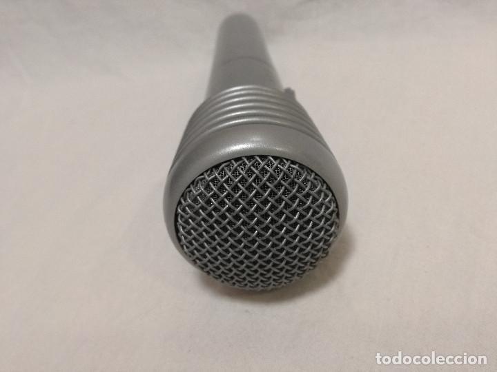 Radios antiguas: MICROFONO - FEIYA WM-388 - Foto 5 - 155992302