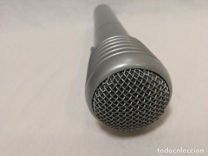Radios antiguas: MICROFONO - FEIYA WM-388 - Foto 6 - 155992302