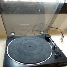 Radios antiguas: TOCADISCOS SONY PS LX35S. Lote 156471114