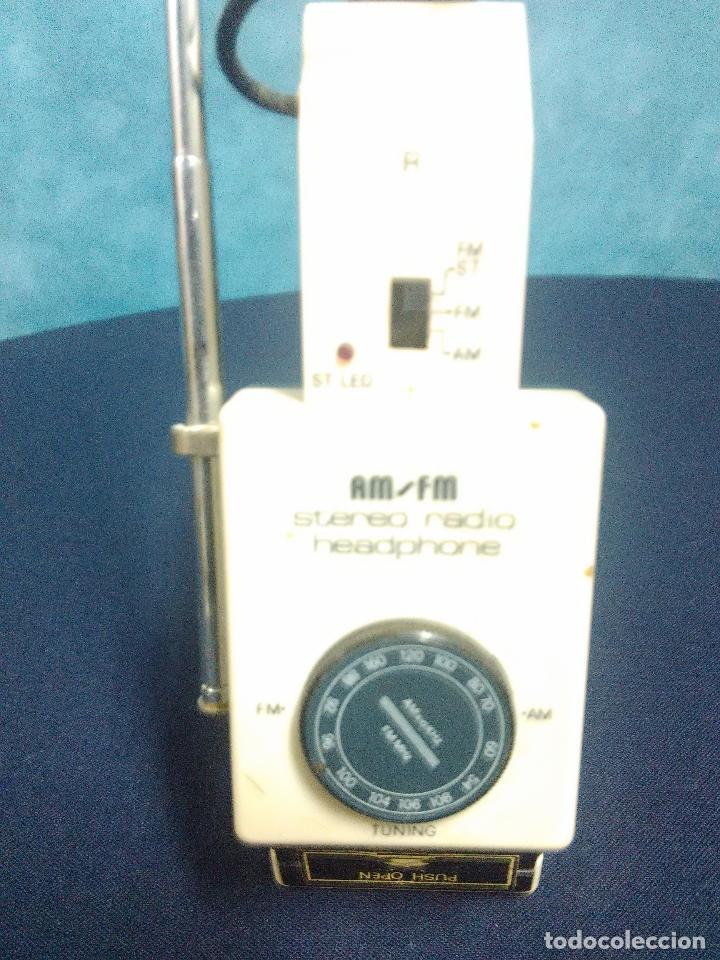 Radios antiguas: RADIO CASCOS FUNCIONANDO - Foto 4 - 156638790
