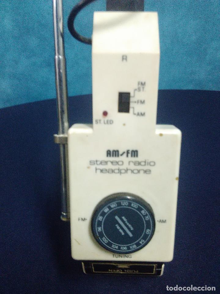 Radios antiguas: RADIO CASCOS FUNCIONANDO - Foto 5 - 156638790