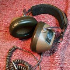 Radios antiguas: ORIGINALES AURICULARES KOSS MODELO K-6 AÑO 1971 MADE IN USA. Lote 156724182
