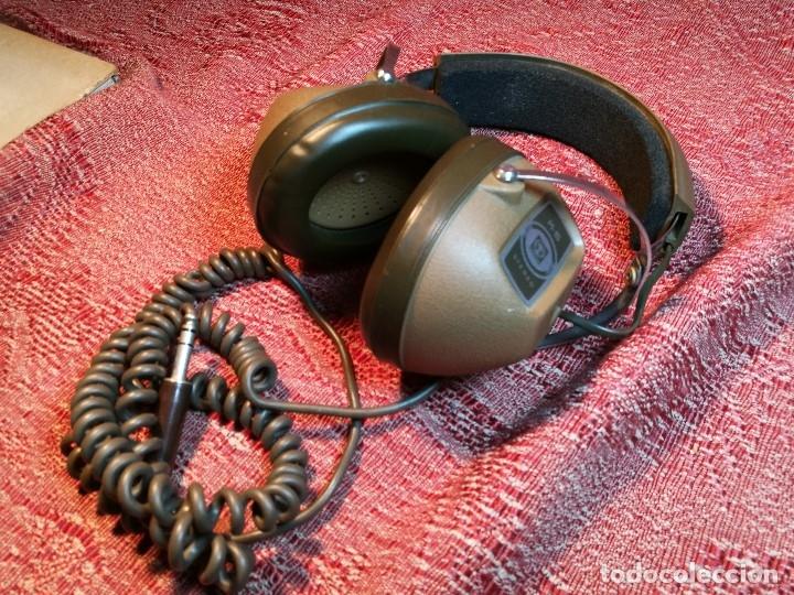 Radios antiguas: ORIGINALES AURICULARES KOSS MODELO K-6 AÑO 1971 MADE IN USA - Foto 3 - 156724182