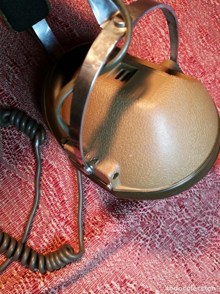 Radios antiguas: ORIGINALES AURICULARES KOSS MODELO K-6 AÑO 1971 MADE IN USA - Foto 20 - 156724182