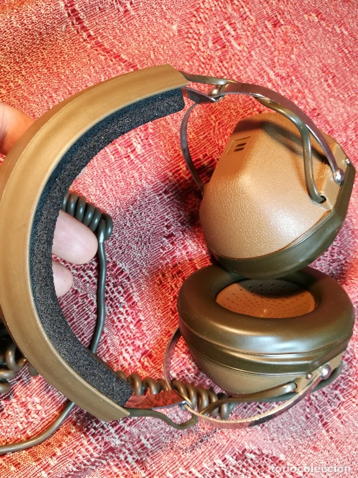 Radios antiguas: ORIGINALES AURICULARES KOSS MODELO K-6 AÑO 1971 MADE IN USA - Foto 22 - 156724182