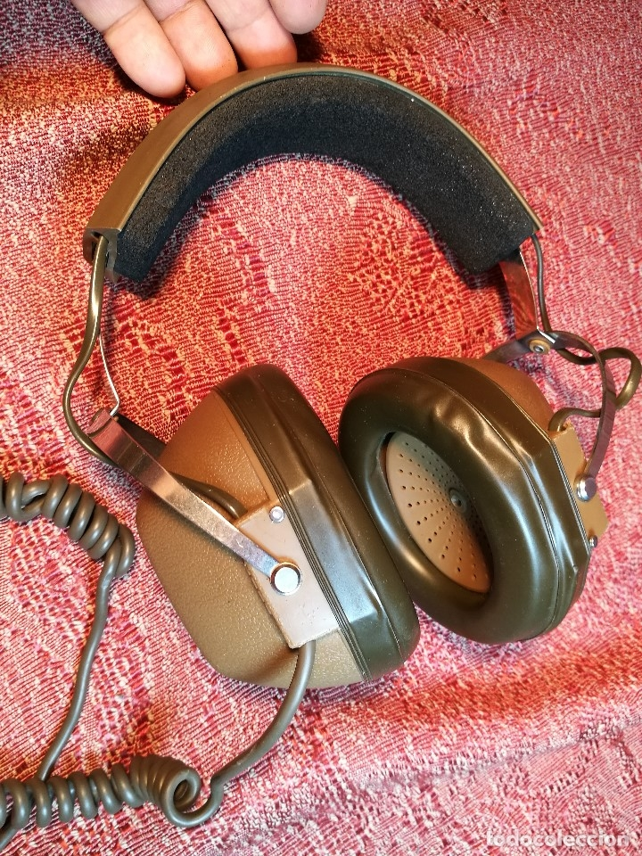 Radios antiguas: ORIGINALES AURICULARES KOSS MODELO K-6 AÑO 1971 MADE IN USA - Foto 23 - 156724182